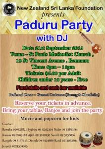 Paduru Party